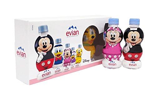 伊藤園 Evian(エビアン) ディズニーパッケージ トーテムコレクターズ...