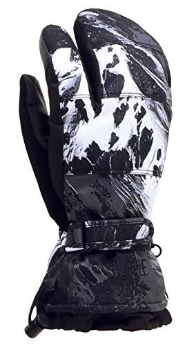 purplecow(パープルカウ) スノーボード グローブ トリガータイプ メンズ レディース 全5色柄 3本指 スマホ...