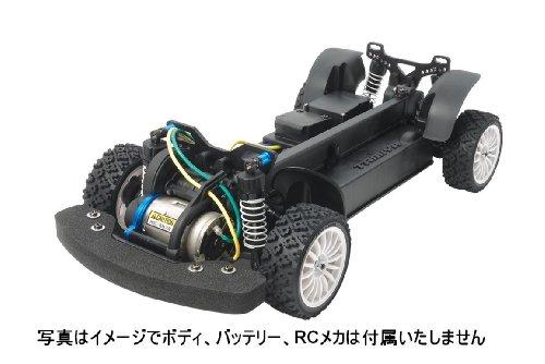 RC限定シリーズ 1/10 電動RCカー XV-01 シャーシキット ロングダンパー仕様 84375