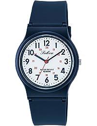 [シチズン キューアンドキュー]CITIZEN Q&Q 腕時計 Falcon ファルコン アナログ表示 10気圧防水 ウレタンベルト ホワイト VS04-001