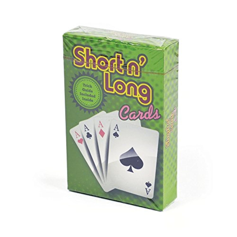 Bristol Novelty Trick Pack/Cards Svengali Long/Short Magic And Conjuring - Multi