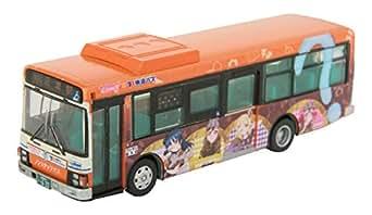 全国バスコレクション 1/80シリーズ JH035 全国バス80 東海バス オレンジシャトル ラブライブ!サンシャイン!! ラッピングバス 3号車 ジオラマ用品 (メーカー初回受注限定生産)