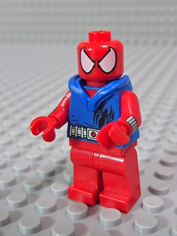 レゴ ミニフィグ【スーパーヒーローズ 274】 Scarlet Spider_A