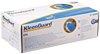 Kimberly Clark Safety 90096 KLEENGUARD G10 Arctic Blue Nitrile Glove,Small (Pack of 200) [並行輸入品]