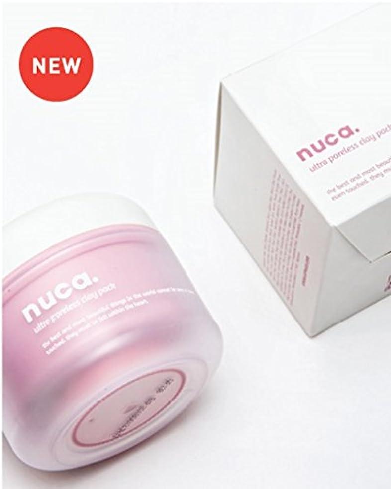 予見するドナースマート[NUCA]ツヤのある肌のために!! ウルトラ・フォアレス・クレイパック(Ultra Poreless Clay Pack) [並行輸入品]