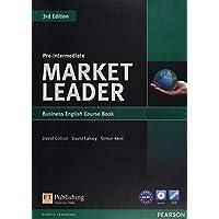Market Leader Pre-Intermediate (3E)  Coursebook with DVD-ROM
