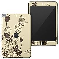 igsticker iPad mini 4 (2015) 5 (2019) 専用 apple アップル アイパッド 第4世代 第5世代 A1538 A1550 A2124 A2126 A2133 全面スキンシール フル 背面 液晶 タブレットケース ステッカー タブレット 保護シール 001338
