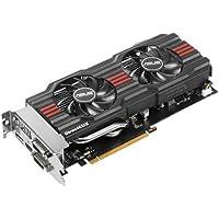 AsusTek社製 NVIDIA GeForce GT660 GPU搭載ビデオカード GTX660-DC2O-2GD5 (オーバ-クロックモデル)