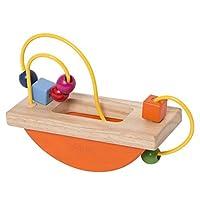 Manhattan Toy Wooden Bead Maze Run Baby Activity Toy [並行輸入品]