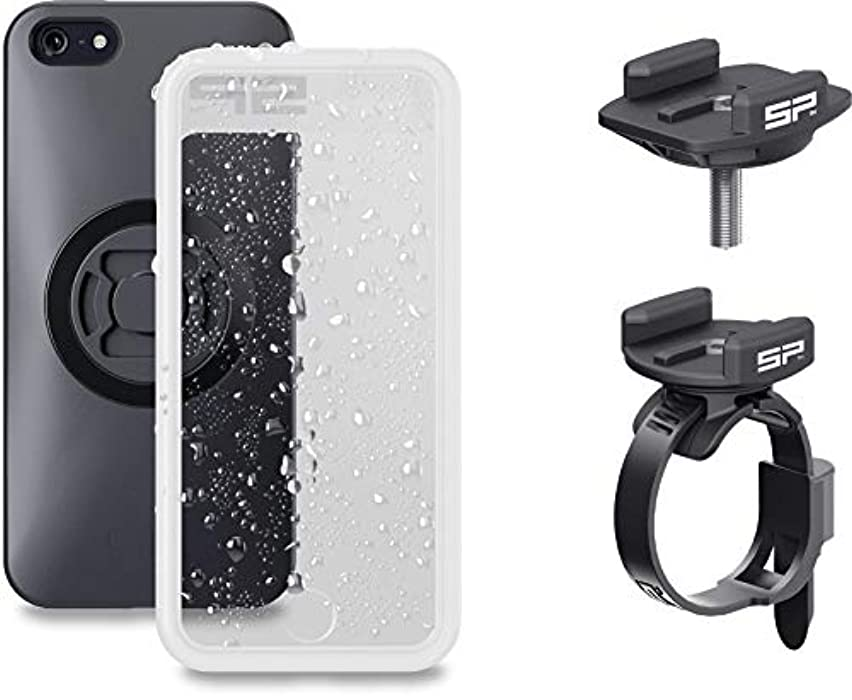 攻撃かき混ぜる援助するエスピーコネクト(SP Connect) サイクル 自転車 スマホ 取付簡単 GoPro対応 [バイクバンドル iPhone 5/SE] 53404 53404
