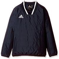 (アディダス) adidas フットボールウェア RENGI ウォーマートップ(中綿) 長袖シャツ DKI82 [ジュニア]