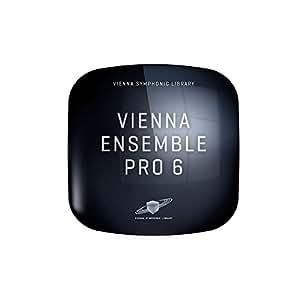VIENNA ENSEMBLE PRO 6 プラグインソフト (ビエナ VEPRO6SP)