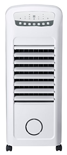 スリーアップ 加湿機能付き 温冷風扇 「ヒート&クール...