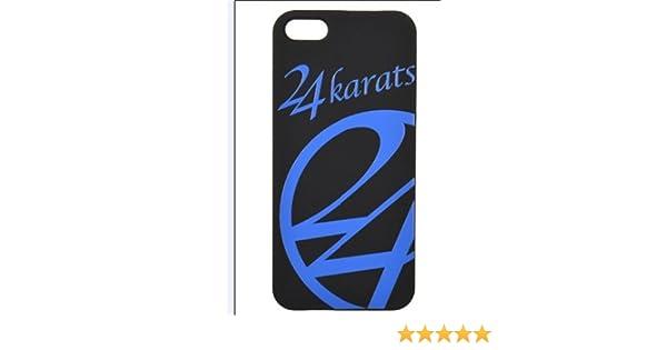 adbdf968f6 Amazon.co.jp: 24karats EXILE /トゥエンティーフォーカラッツ VELOUR iphone5 CASE 24karats  iPhone CASE iPhoneケース アイフォンケース 黒&ブルー: スポーツ& ...