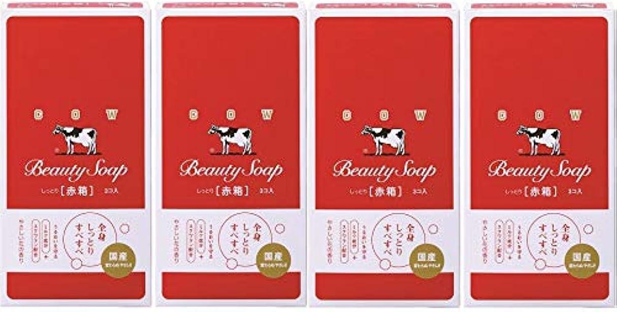 惨めな声を出してクレーン【まとめ買い】牛乳 赤箱 3コ入×4個