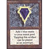 Magic: the Gathering - Mox Sapphire - Unlimited