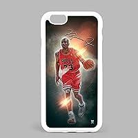 3色【マイケル・ジョーダン/Michael Jordan】iPhone 6s/6&iPhone7&iPhone8&iPhone X&plusプラス対応! iPhoneケース/携帯ケース/スマホケース/アイフォンケース/ハードカバー/Hard Case-2 (iPhone7, ホワイト) [並行輸入品]