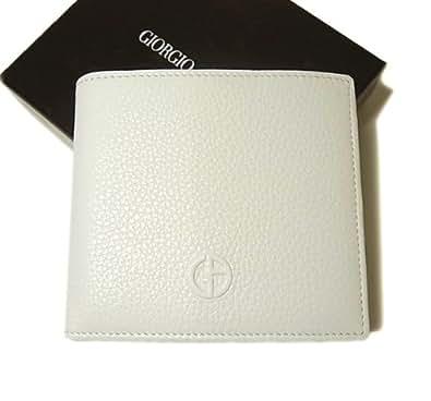 (アルマーニ) ARMANI ジョルジオアルマーニ 二つ折財布 A-1671 [並行輸入品]