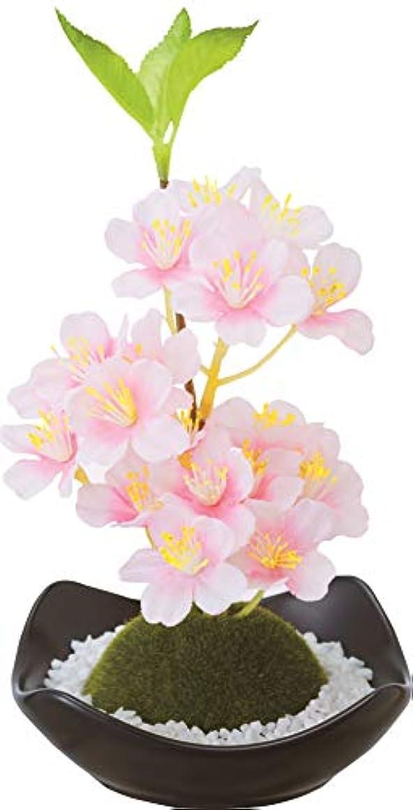 祈りけん引氷カメヤマキャンドルハウス 苔玉フレグランス 桜