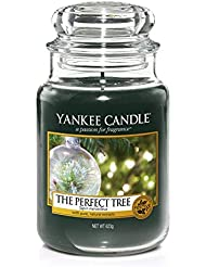 Yankee Candle The PerfectツリーLarge Jar 22oz