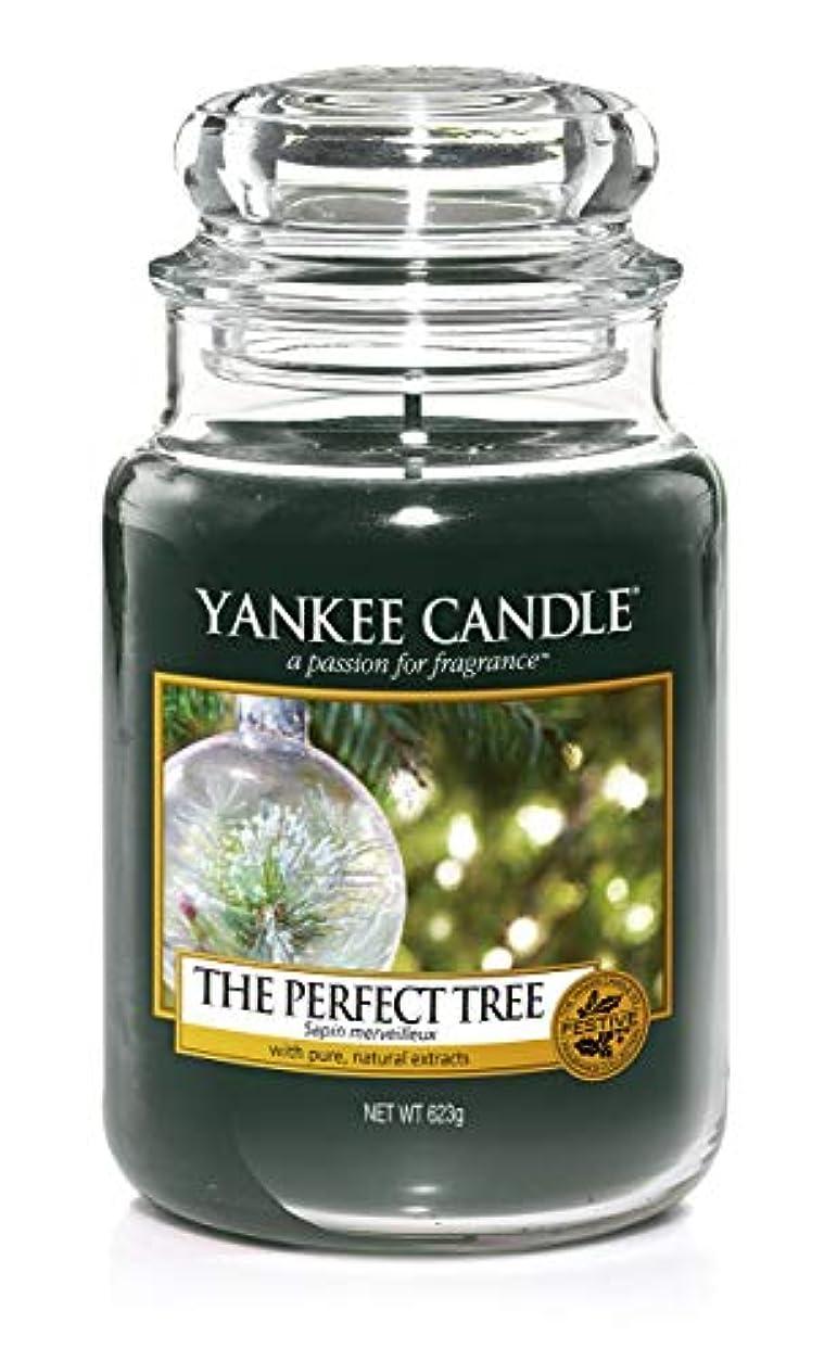 泣き叫ぶ不信不可能なYankee Candle The PerfectツリーLarge Jar 22oz