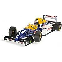☆ ミニチャンプス 1/18 ウィリアムズ ルノー FW 15 1993 F1 ワールドチャンピオン #2 A.プロスト