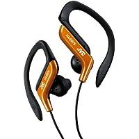 JVC HA-EB75-D イヤホン 耳掛け式 防滴仕様 スポーツ用 オレンジ