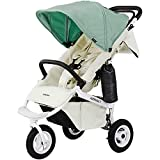 AirBuggy(エアバギー) ココ プレミア フロムバース COCO PREMIER FROM BIRTH GRASS GREEN(グラスグリーン) 0か月~ (保証付き) ABFB2032