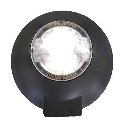 音と光で通知 LED ストロボリンガー 【STR-LTB2】 ソフトアンドハード/SOFTandHARD