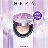 [HERA/ヘラ]UVミストクッションカバー(15gx2)/UV MIST CUSHION COVER SPF50+/PA+++[2018新発売][TTBEAUTY][韓国コスメ] (No.C15-Rose Ivory...