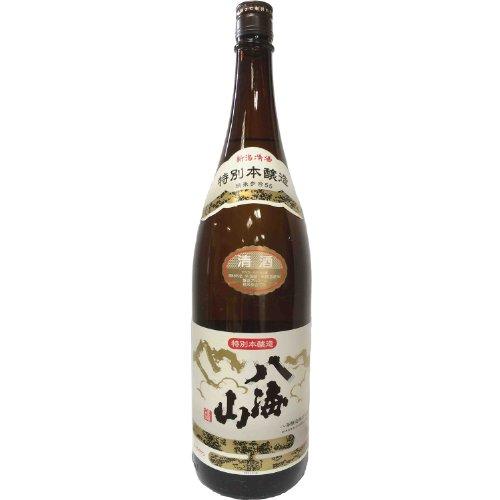 日本酒の八海山