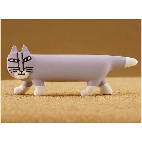 RoomClip商品情報 - カプセルQミュージアム リサ・ラーソン マイキー Mikey Lots of cats Collection [5.アッシュグレー(Ashgray cat)](単品)
