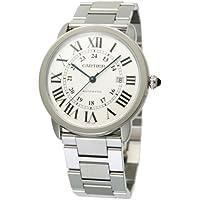 [カルティエ]Cartier 腕時計 ロンドソロ ステンレススチール XL 自動巻き メンズ W6701011 メンズ 【並行輸入品】