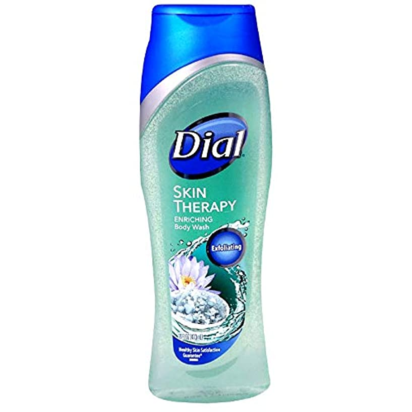 一方、到着する接続詞Dial Body Wash, Himalayan Salt & Exfoliating Beads, 16 Fl. Oz - 2 pk by Dial