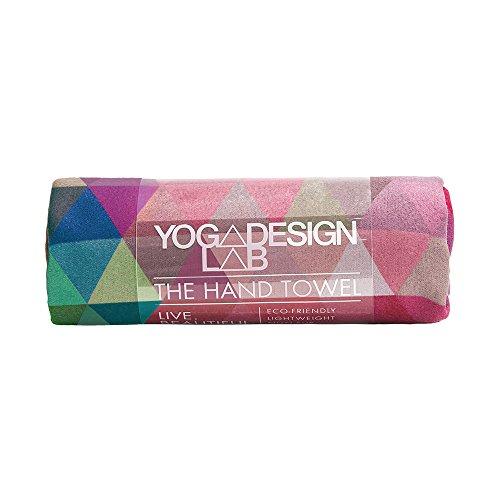 Yoga Design Lab (ヨガデザインラボ)ハンドタオル マイクロファイバー / トライベッカ・サンド