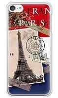 ガールズネオ apple iPod touch 第6世代 ケース (フランス◆Bonjour Paris) Apple iPodtouch6-PC-COM-6012