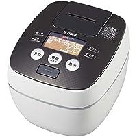 タイガー 炊飯器 5.5合 圧力 IH クールホワイト 炊きたて 炊飯 ジャー JPB-G101-WA Tiger