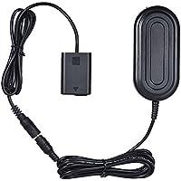 Andoer AC-PW20 AC電源アダプター NP-FW50 ダミーバッテリー アダプター カメラ充電器 ソニーa7ii a7s a7r a7sii a7rii a6500 a6300 a6000 a5000 a5100 nex-5 nxx-7用
