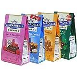 500円オフ!Ghirardelli ギラデリー スクエアズ チョコレート 4種類