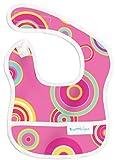 バンキンス スタータービブ 洗濯機でも洗える お食事用防水ビブ 6~9ヶ月 Pink Fizz(ピンク) ST-420