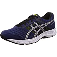 ASICS Australia Gel-Contend 5 Men's Running Shoe, Indigo Blue/Silver