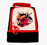プーマ 腕時計 おもちゃ Puma Kids Hip Cat Lunch Box/Kit/Tote-Black/Red [並行輸入品]