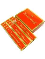SHALIMAR(シャリマー) SANDALWOOD サンダルウッド香(レギュラーボックス) スティック 12箱セット