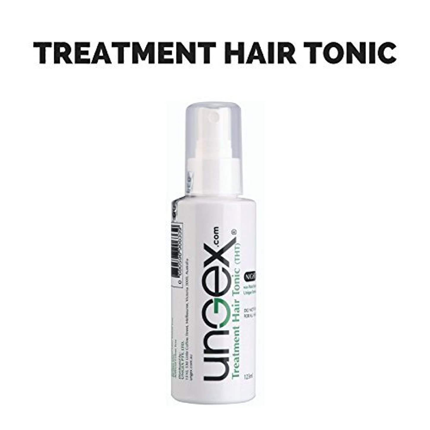 強制地震現実Treatment Hair Tonic - Protect Scalp and Soothe Itching from Demodex Mites