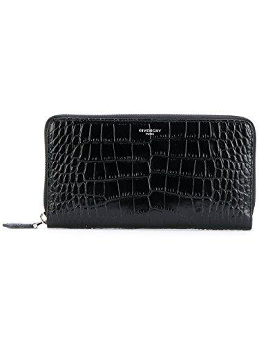 (ジバンシィ) Givenchy crocodile embossed continental wallet メンズラウンドファスナー長財布 (並行輸入品) buyedgy