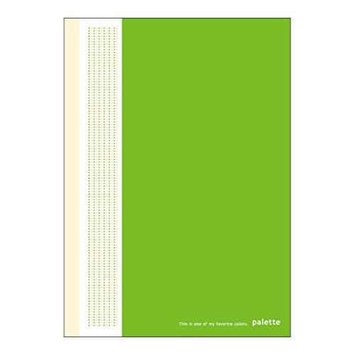 アピカ ノート GB34G B5 フィックルパレット グリーン