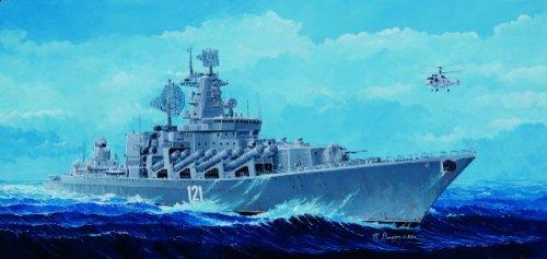 1/350 ロシア海軍スラヴァ級巡洋艦 モスクワ