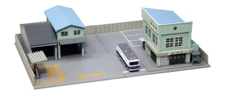 KATO Nゲージ バス営業所?グリーン 23-461B 鉄道模型用品
