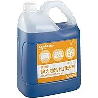 業務用強力油汚れ用洗剤(サンクリア) 5kg×1本入 /3-5375-01