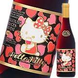 ハローキティ ボージョレ・ヴィラージュ・ヌーヴォ2016 発売15周年記念・不織布製手提げワインバッグ付き